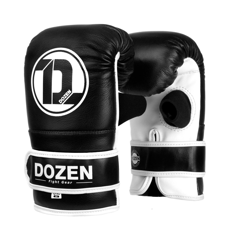 Снарядные перчатки Dozen Soft Pro Black главный вид