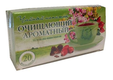 Чайный напиток «АРОМАТНЫЙ»