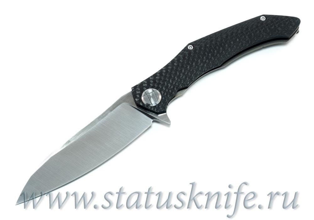 Нож Асимметричный Миди Супер Сет Limited - фотография