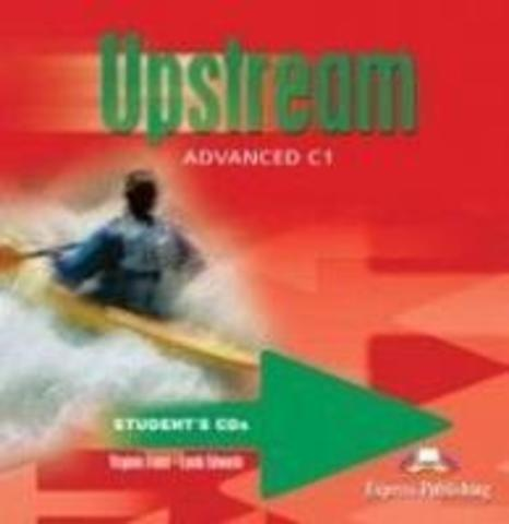 Upstream Advanced C1. Student's Audio CDs. (set of 2). Аудио CD для работы дома