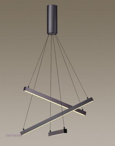 Подвесной светильник 3860/39B серии COMETA