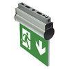 Указатель ESC-10 аварийного освещения на кронштейне TW77501 для монтажа к потолку