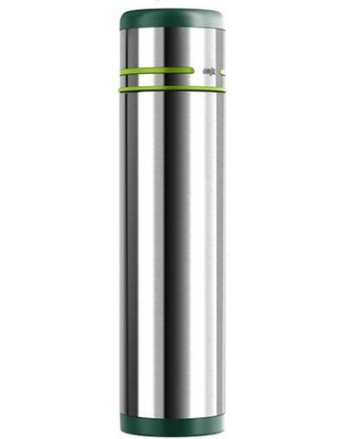 Термос Emsa Mobility (1 литр), зеленый/стальной