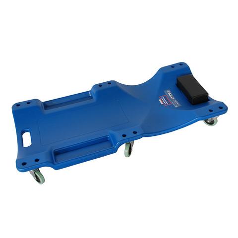 AE&T (TP-40-1) Лежак подкатной 6-ти колесный, пластиковый