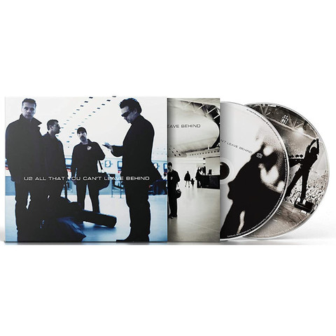 U2 / All That You Can't Leave Behind (Deluxe Edition)(2CD)