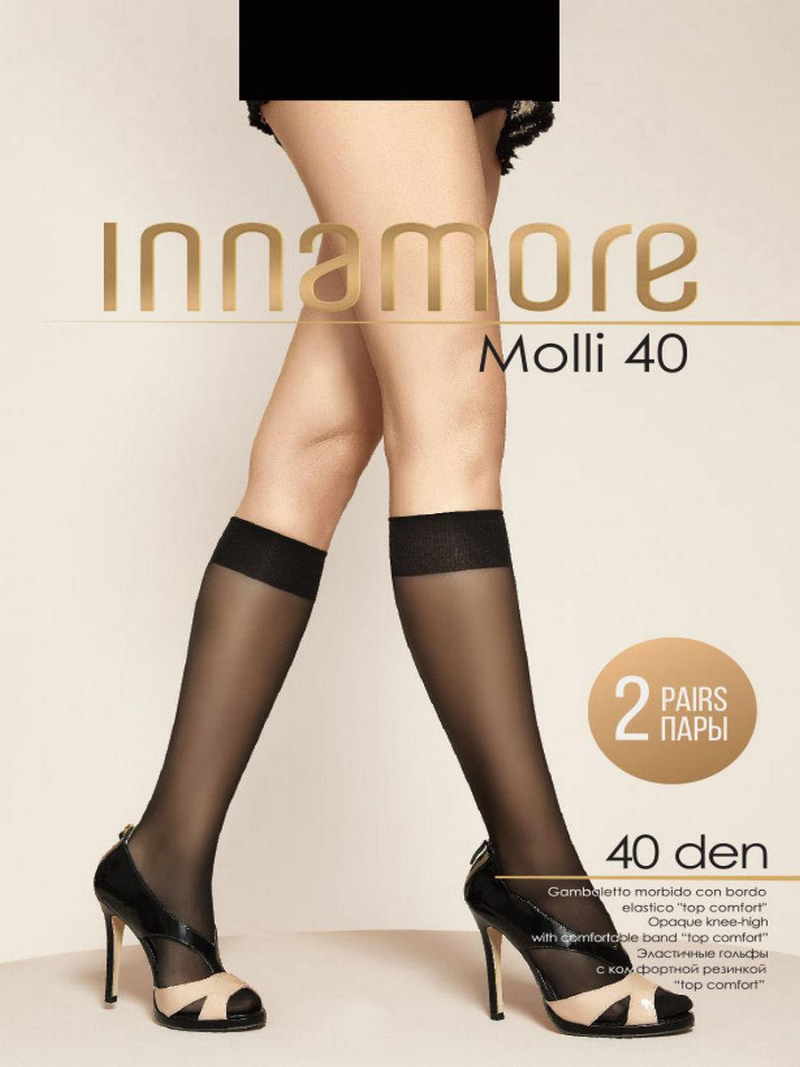 Колготки, чулки, носки Гольфы INNAMORE MOLLI  40 den 3234609-1.jpg