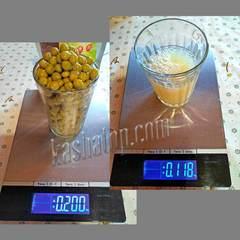 Горошек зелёный 'Кронидов', 325г вес горошка и жидкости