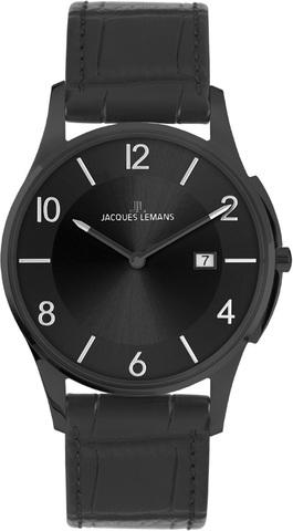 Купить Наручные часы Jacques Lemans 1-1777V по доступной цене