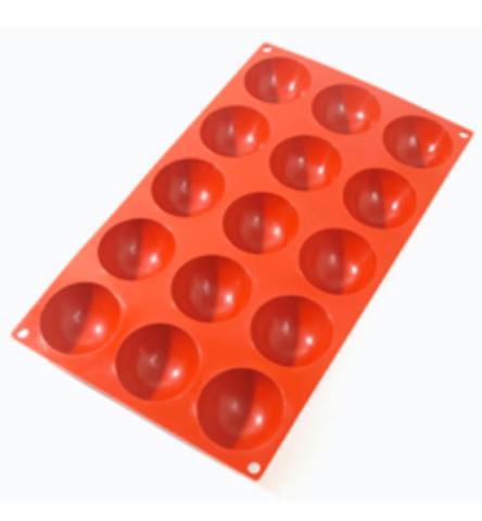 Сферы силиконовые, d=5см, 15 ячеек