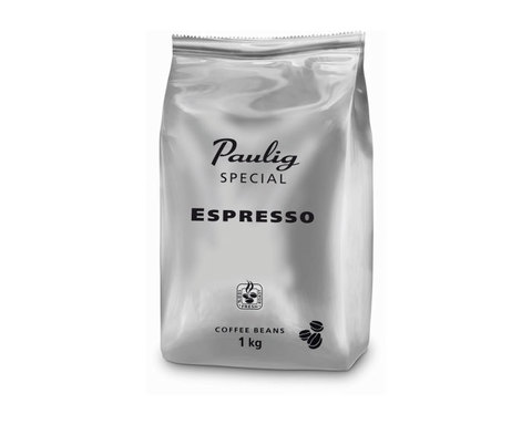 Кофе в зернах Paulig Special Espresso, 1 кг