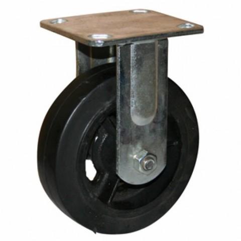 Колесо большегрузное неповоротное 100мм (075)