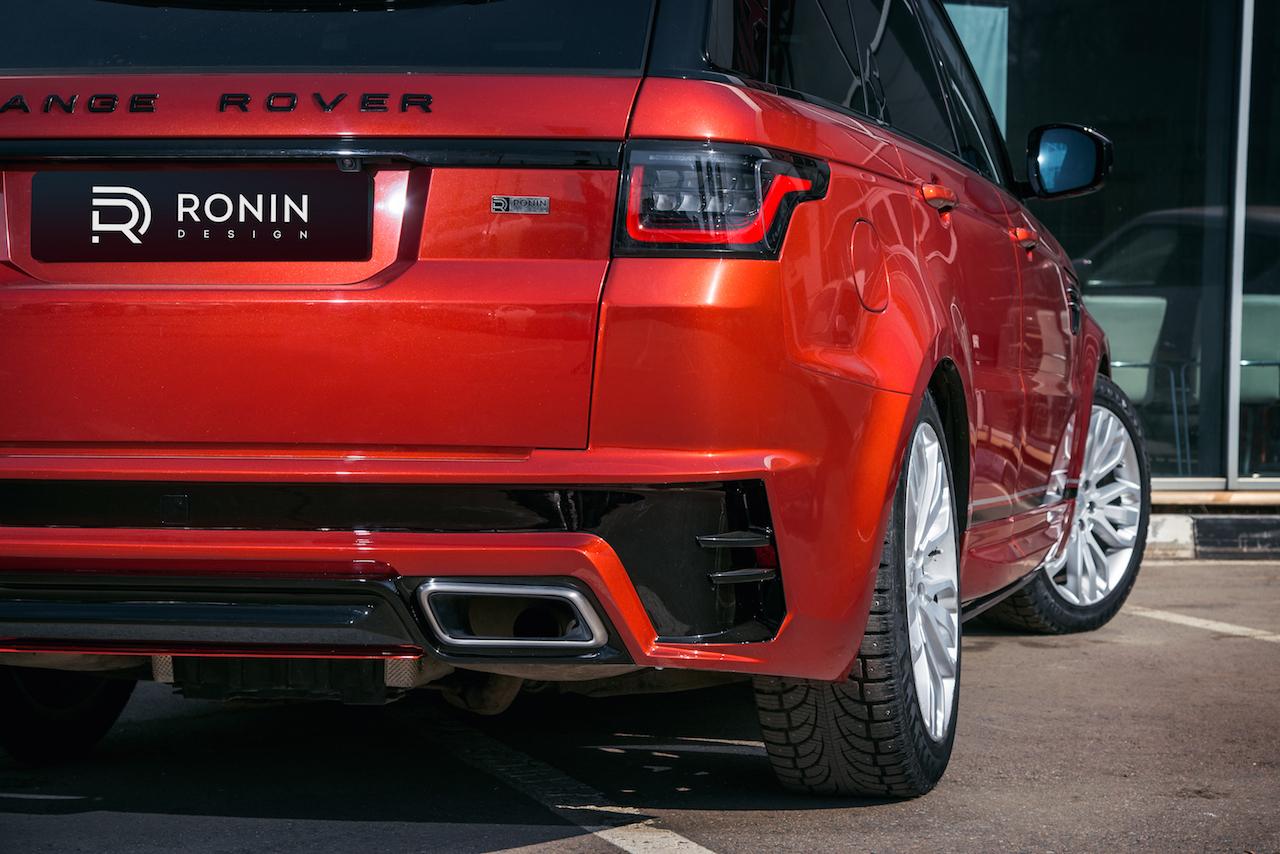 Обвес Ronin Design для Range Rover Sport 2018