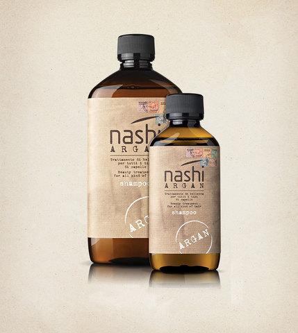 Шампунь для всех типов волос Nashi Argan  200мл
