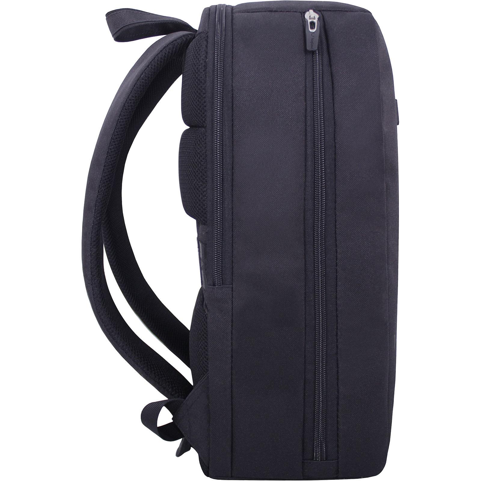 Рюкзак для ноутбука Bagland Joseph черный (0012766) фото 2