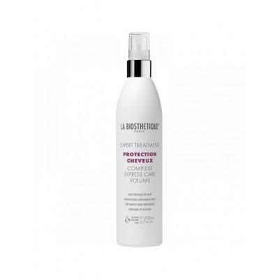 La Biosthetique Protection Cheveux Complexe: Реструктурирующий спрей мгновенного действия с молекулярным защитным комплексом для поврежденных волос (Express Care Vital), 200мл