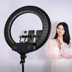 кольцевая лампа 55 см с пультом