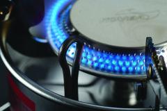 Газовая горелка Kovea TKB-9703-1S с коротким шлангом