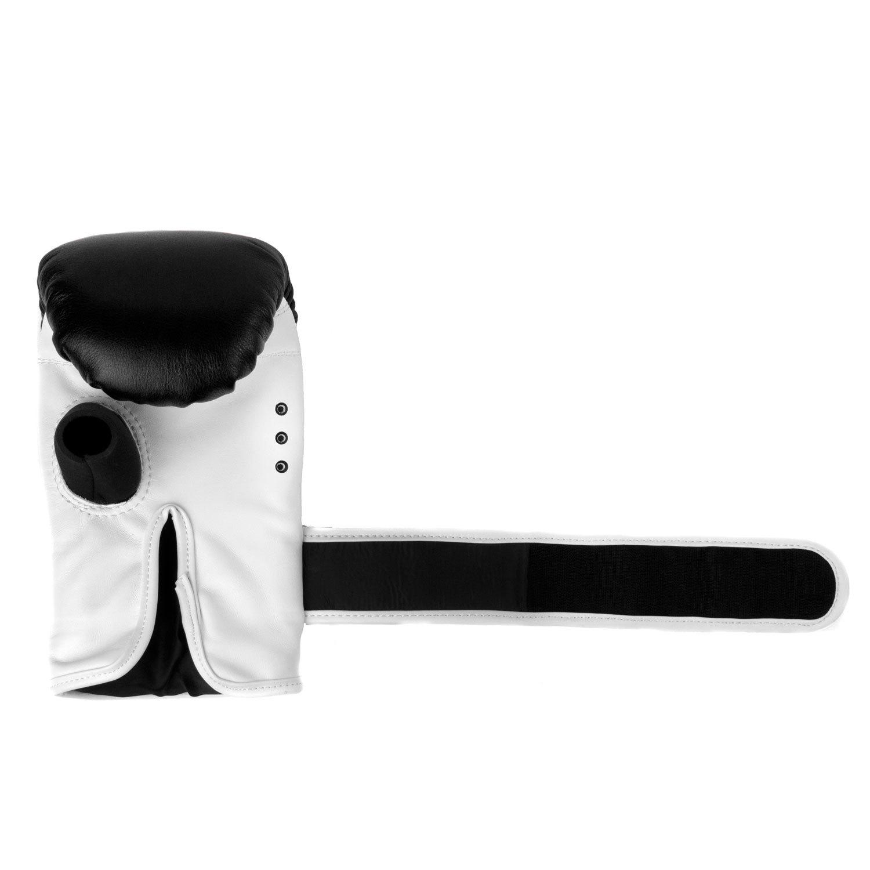 Снарядные перчатки Dozen Soft Pro Black манжет