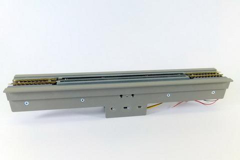 Lux-Modellbau 9310 Встраиваемый стенд для чистки колес локомотивов и вагонов, N