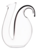 Riedel Decanter - Декантер Ayam 750 мл хрустальное стекло черный (decanter) картон