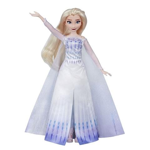 Дисней Холодное сердце 2 Королева Эльза Музыкальная кукла