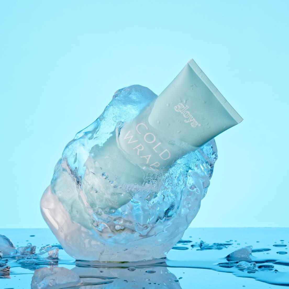 Gloys Cold Wrap крем-маска для холодного антицеллюлитного обертывания 250мл