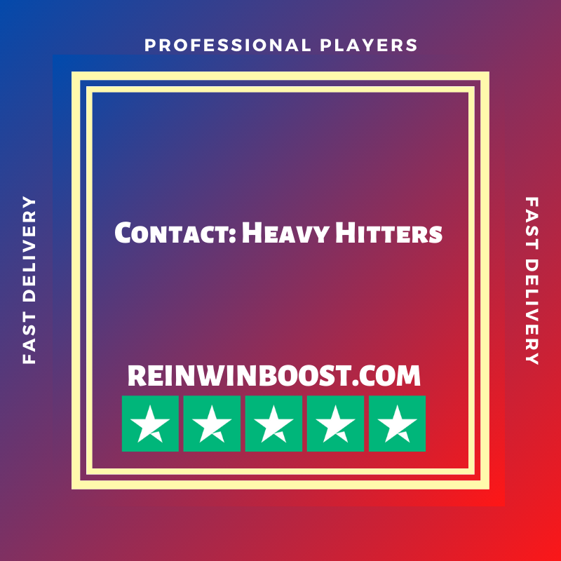 Contact: Heavy Hitters