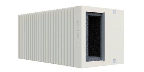 Стеновой клапан ДомВент Norvind Optima d65