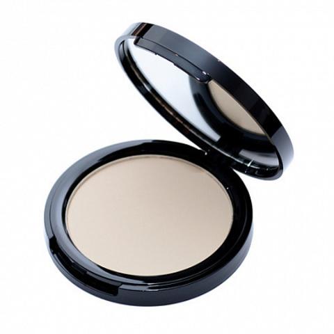 Компактная основа матовая С506 (Тёмный бежевый) 8 гр (Kristall Minerals Cosmetics)