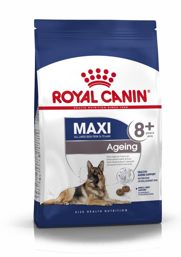 Сухой корм Корм для собак крупных пород от 8 лет, Royal Canin Maxi Ageing 8+ I_Maxi_Ageing_8_.png