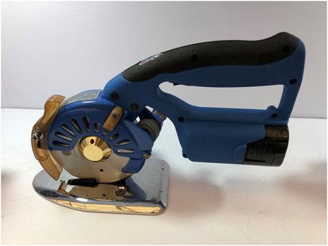 Дисковый раскройный нож с прямым приводом на аккумуляторе RCS-100B (110B,125B) | Soliy.com.ua