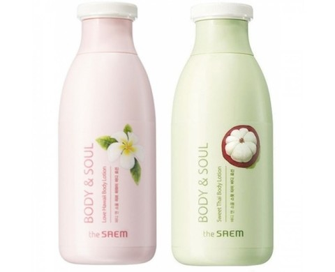 СМ Body & Soul Гель для душа Body & Soul Sweet Thai Body Wash 300мл