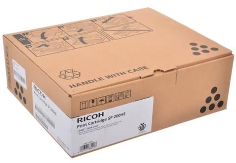 Оригинальный тонер-картридж Ricoh SP200HE 407262 черный