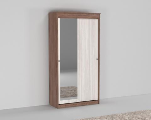 Шкаф СЕНТ-3 с зеркалом /1200*2200*633/ левый