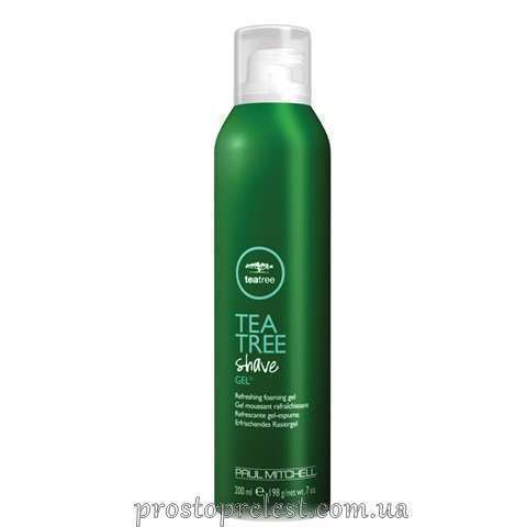 Paul Mitchell Tea Tree Body - Гель для бритья