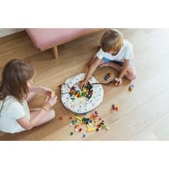 Коврик для игрушек + мешок (2 в 1) Play&Go Mini МОЛНИЯ - 6