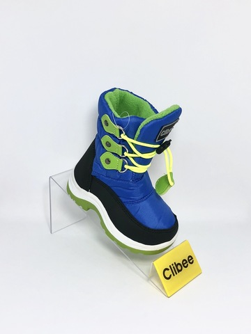 Clibee (зима) K92 Blue/Green 22-27