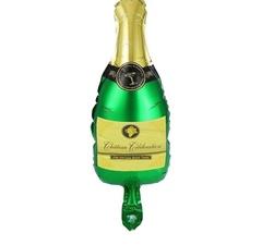 К  Мини-фигура, Бутылка шампанского, 9''/22 см, 5 шт.