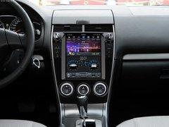 Магнитола в стиле Тесла для Mazda 6 (2002-2007) Android 9.0 4/32GB IPS DSP модель ZF-1139-DSP