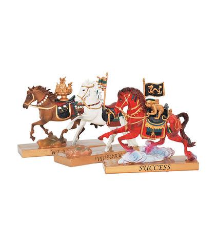 3 Лошади победы Тринити
