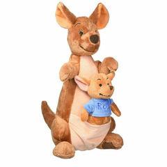 Винни Пух и друзья игрушка Кенга и Кенгуренок Крошка Ру
