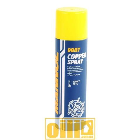Mannol 9887 COPPER SPRAY 250мл