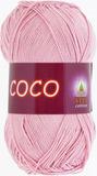Пряжа Vita Coco 3866 чайная роза