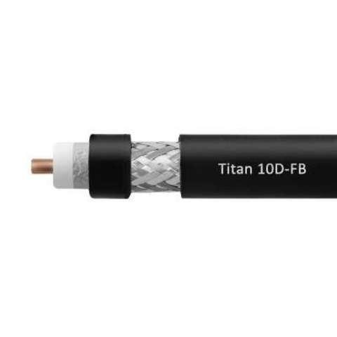 Коаксиальный кабель Titan 10D-FB
