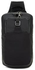 Однолямочный рюкзак Pacsafe Venturesafe X sling pack Черный - 2