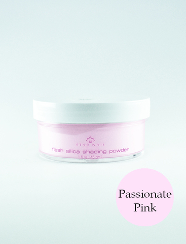 Акриловая пудра страстно-розовая 45 г