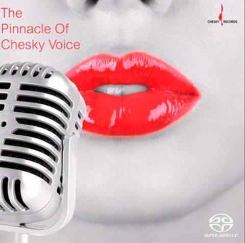 Inakustik CD, SACD, The Pinnacle Of Chesky Voice, 0167803