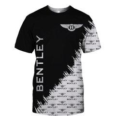 Футболка 3D принт, Бентли (3Д Bentley) 01