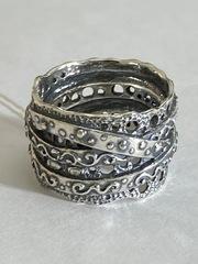 Марракеш (кольцо из серебра)