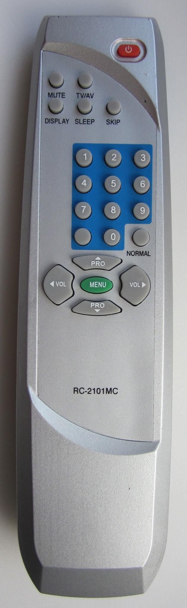 SHIVAKI RC-2101MC (TV-14A23)